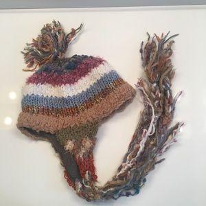 Striped beanie hat ❄️ SO SOFT 💕